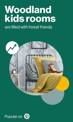 Find forest inspiration for your little cub with a woodland-themed kids room. Searches for woodland nurseries have jumped 36% year over year on Pinterest. Holiday Gifts, Holiday Ideas, Forest Friends, Woodland Nursery, Secret Santa, Inspirational Gifts, Kids And Parenting, Cubs, Kids Room