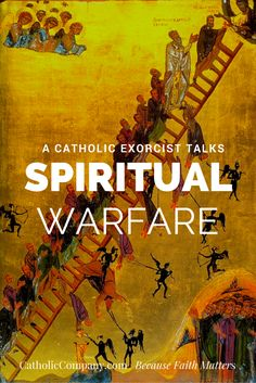 Must watch: Catholic priest and exorcist gives lecture at Spiritual Warfare Conference.