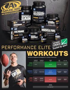 AdvoCare performance elite! Fuel your workout. www.ashleetayhenderson.com