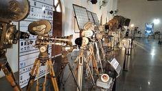 'Museum of Cinema' - Telugu Film Industry's First Museum At Ramnaidu Studios In Vizag