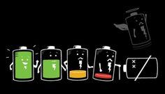 Battery low...