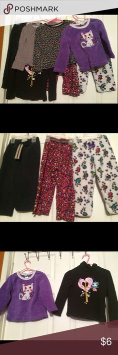 Toddler Girl Size 3T Get All 7 Good Condition Toddler Girl Size 3T Get All 7Good Condition All Items Come From Smoke Free Pet Free Home Combined Shipping Offered With Other Items On My Page Check em out! Pants