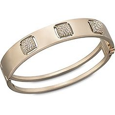 This beautiful Swarovsky bangle bracelet would make a great Mother's Day gift!
