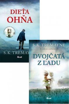 Kniha: Dvojčatá z ľadu+Dieťa ohňa KOMPLET (S.K. Tremayne) | bux.sk Motto, Movies, Movie Posters, Author, Films, Film Poster, Cinema, Movie, Film