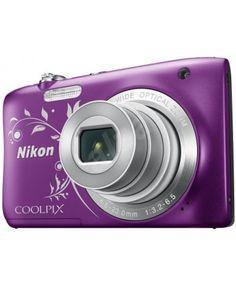 Nikon Coolpix A100 Point & Shoot Camera