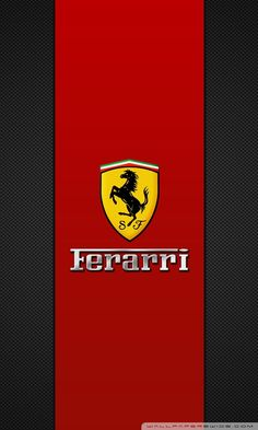 Ferrari HD desktop wallpaper : Dual Monitor