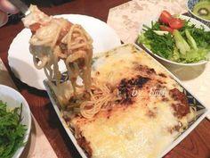 「ラザニア風スパ」のレシピ by umiさん | 料理レシピブログサイト タベラッテ