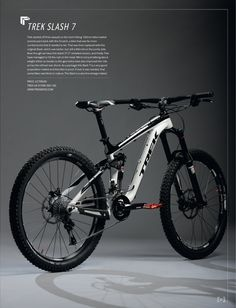 Nice Trek Bike! I need one!