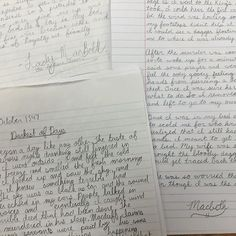 macbeth diary entries Macbeth act ii questions scene i 1 when banquo remarks that the night is especially dark, the nature reflects the characters affairs and emotions.