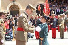 Laura López Reverón, primera mujer número 1 en la Escala Superior de la Guardia Civil