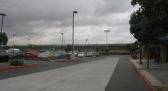 Tijuana, Mexico Border from San Ysidro, San Diego @ las americas