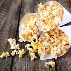 Our buynowsnacklater choice is popcorn add this versatile snack as