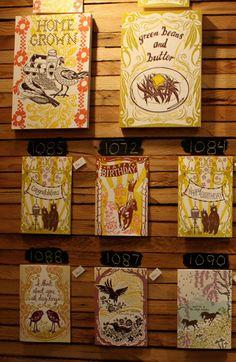 Old School Stationers - Poppytalk: National Stationery Show Part 3