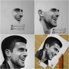 Process of my drawing @djokernole.  #art #artist #portrait #arts_help #art_spotlight #arts_gallery #artsanity #artmagazine #dailyarts #instartpics #phanasu #art_empire #artistdrop #tripleartists #sketch_daily #proartists #artacademy #WorldOfArtist #rtstic_feature #justartspiration #blendwithtrend #trendsandco #novak #novakdjokovic #tennis #rolandgarros #Srbija #Loznica Please tag @djokernole or @jelenadjokovicndf