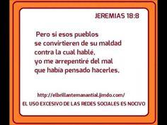 22 1 JEREMIAS 18 1 10