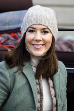 Royal Family Around the World: The Danish Royal Family attend the Hubertus Hunting Event in Dyrehaven North of Copenhagen, November 1, 2015