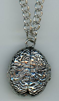 What do you keep in your brain locket? It's an EEG thing!!!  And my birthday is coming up  :)