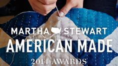 Nominate Yourself for the 2014 American Made Awards!