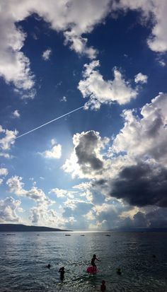 Beautiful sky on Cres Beautiful Sky, Clouds, Outdoor, Outdoors, The Great Outdoors, Cloud