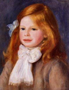 Jean Renoir Pierre Auguste Renoir - 1901