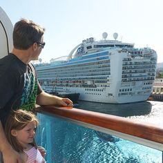 Setting Sail On A New Adventure Aboard The Crown Princess, Princess Cruises! Family cruise review and tips for families with kids of all ages!