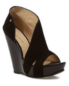 these got me on wedge #black wedge#