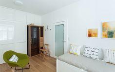 Malý byt 1+1 – HANÁK Olomouc Home Decor, Decoration Home, Room Decor, Home Interior Design, Home Decoration, Interior Design