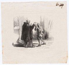 """Immagini manzoniane: bozze delle illustrazioni  per l'edizione de """"I Promessi sposi"""" del 1840 / n. 060"""