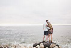 Redondo Beach Engagement Photos : Lindsay+Ryan