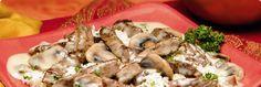 Beef & Mushroom Dijon - excellent quick & easy recipe for dinner!