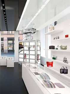 Chanel Store Reopens In Time for Lagerfeld's Arrival, NY   Hint Fashion Magazine