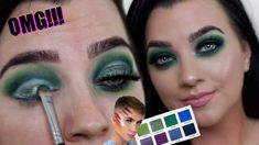 Makeup Brushes, Eye Makeup, Makeup Lessons, Collaboration, Squad, Lashes, Fashion Beauty, Halloween Face Makeup, Palette