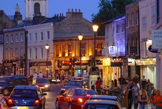 streets of Greenwich