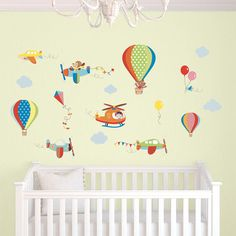 High Flying Mode (wallstickers)