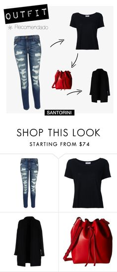 """Botín LUANA"" by visual-i on Polyvore featuring moda, Current/Elliott, Frame Denim, Hôtel Particulier y Gabriella Rocha"
