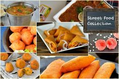 Street Food Collections