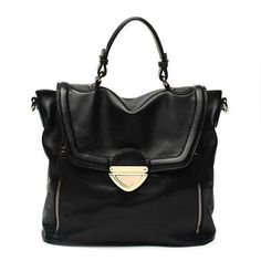 Rebecca — Not Perfect but Still Amazing Lillian Cowhide Leather Tote