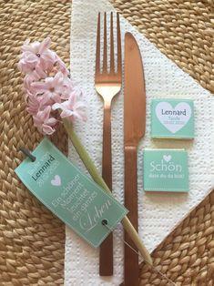Gastgeschenk Taufe Schokolade personalisiert | Etsy Tableware, Etsy, Chocolate, Handmade, Dinnerware, Tablewares, Dishes, Place Settings