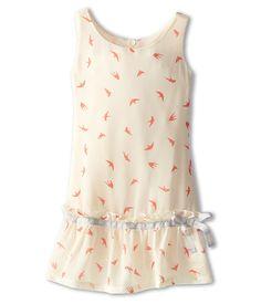 Appaman - Drop Waist Flounce Dress