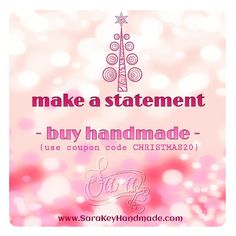 Buy your Christmas gift on time with great discount with coupon code CHRISTMAS20 (-20%) http://ift.tt/1KgWAAV  #sarakeyhandmade #discount #sale #handmadejewelry #jewelery #jewellery #handmade #etsy #christmas #Giftidea #giftguide #christmasgift #statementjewelry #bohojewelry #hippiejewelry #unique #unusual #extraordinary #specialoccasion #tribaljewelry #ethnicjewelry #etsy #etsyfinds #etsygifts #couponcode #christmassale