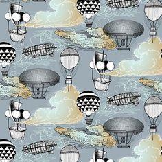 Aeronauts, Kate Usher