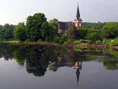 Knowlton, a quaint little village