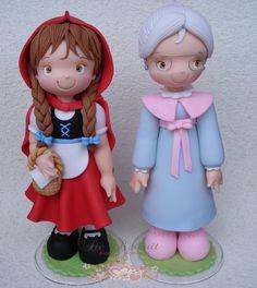 Chapeuzinho vermelho e a Vovó