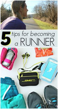 Did you make a fitness resolution? Here are 5 tips to help you get into the sport of running and help live a healthy and active life! StuffedSuitcase.com #ad #BioSport