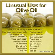 Uses for Olive Oil......................https://www.etsy.com/listing/154163747/olive-oil-bottle