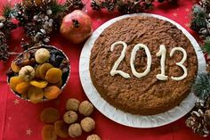 One of the most beautiful and inspirational traditions of the Greek Orthodox Church is the annual family celebration of the Vasilopita. This original event Greek Bread, New Year's Cake, St Basil's, Cooking Challenge, Greek Dishes, Greek Recipes, How To Make Cake, Traditional, Ethnic Recipes