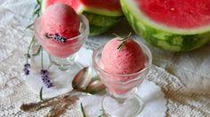 Sorbet fleur de melon : melon d'eau et lavande_ Mme Carrée/CanalVie