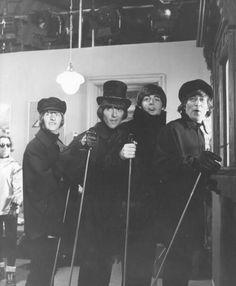 The #Beatles Help
