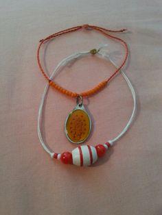 Bracelet + fil ( médaille )