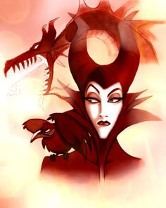 Maleficent by ~bootlesskyo